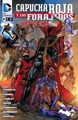 Capucha Roja y los Forajidos núm. 05: La Liga de asesinos
