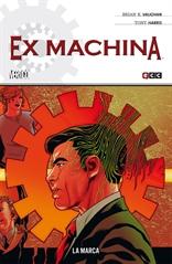 Ex Machina núm. 02 de 10: La marca