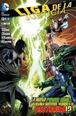 Liga de la Justicia núm. 31
