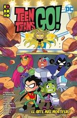 Teen Titans Go!: El arte más mortífero