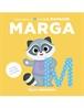 Mi primer abecedario vol. 13 – Descubre la M con la Mapache Marga