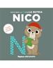 Mi primer abecedario vol. 14 - Descubre la N con la Nutria Nico
