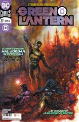 El Green Lantern núm. 109/ 27