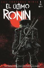 Las Tortugas Ninja: El último Ronin núm. 1 de 5
