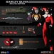 Mezco (One:12 collective) - HARLEY QUINN Deluxe