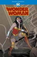 Wonder Woman: Segunda temporada - La venganza de Max Lord