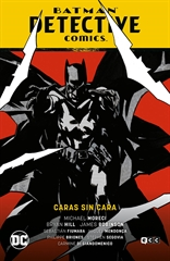 Batman: Detective Comics vol. 08 - Caras sin cara (Renacimiento Parte 9)