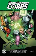 Green Lantern Corps vol. 07: La revuelta de los Alpha Lanterns (GL Saga - El día más brillante 1)