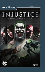 Coleccionable Injustice núm. 01 de 24