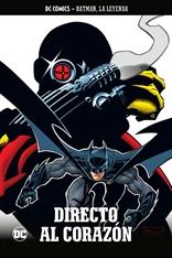 Batman, la leyenda núm. 60: Directo al corazón