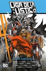 Liga de la Justicia vol. 02: Tierra sumergida (LJ Saga – La Totalidad Parte 3)