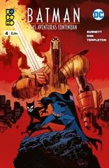 Batman: Las aventuras continúan núm. 4 de 8