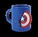 Marvel Mugs núm. 04: CAPITÁN AMÉRICA