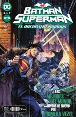 Batman/Superman: El archivo de mundos núm. 2 de 7