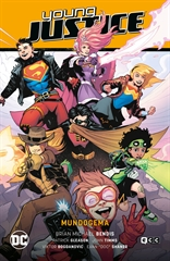 Young Justice vol. 1: Mundogema (Perdidos en el Multiverso - Parte 1)