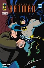Las aventuras de Batman núm. 33