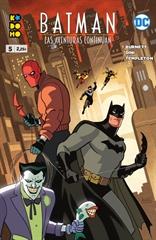 Batman: Las aventuras continúan núm. 5 de 8