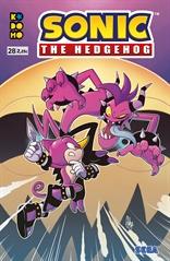 Sonic The Hedgehog núm. 28