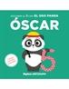 Mi primer abecedario vol. 23 - Descubre el 5 con el Oso panda Óscar