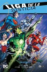Liga de la Justicia vol. 01: Origen (LJ Saga – Nuevo Universo DC Parte 1)