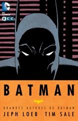 Grandes autores de Batman: Jeph Loeb y Tim Sale Box Set