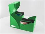 Twin Deck Case Verde