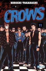 Crows núm. 11