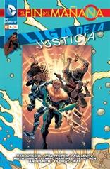Liga de la Justicia: El fin del mañana núm. 02 de 2