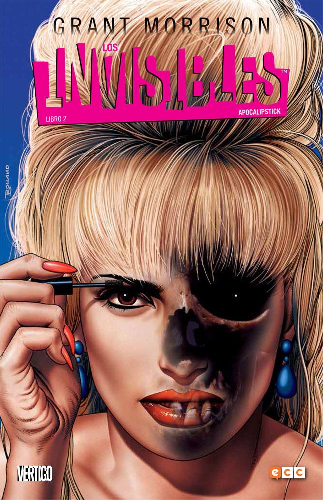 01 -  [Comics] Siguen las adquisiciones 2016 - Página 26 Los_invisibles_num2