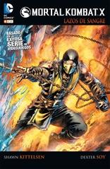 Mortal Kombat X: Lazos de sangre