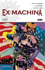 Ex Machina núm. 08 de 10: Juego sucio