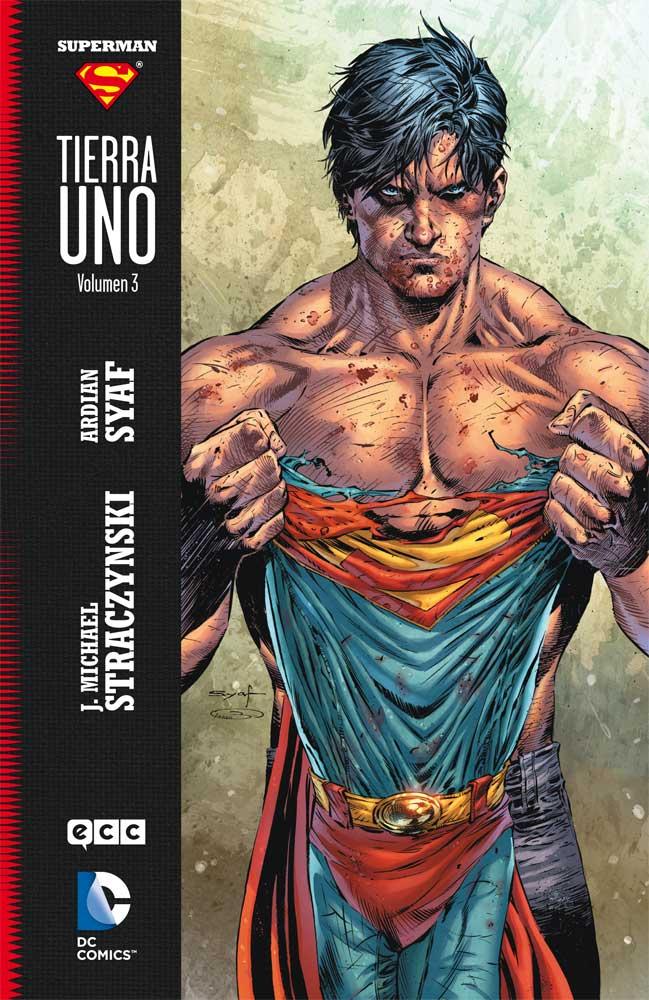 01 -  [Comics] Siguen las adquisiciones 2016 - Página 26 Superman_tierra_uno_vol3