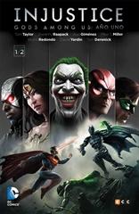 Injustice: Gods among us Año uno Vol. 01 (de 2) (segunda edición)