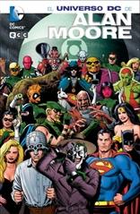 El Universo DC de Alan Moore - ECC Cómics