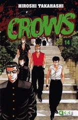 Crows núm. 14