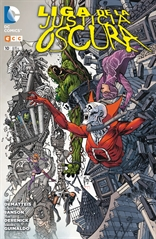 Liga de la Justicia Oscura núm. 10