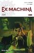 Ex Machina núm. 10 (de 10): Fin del mandato