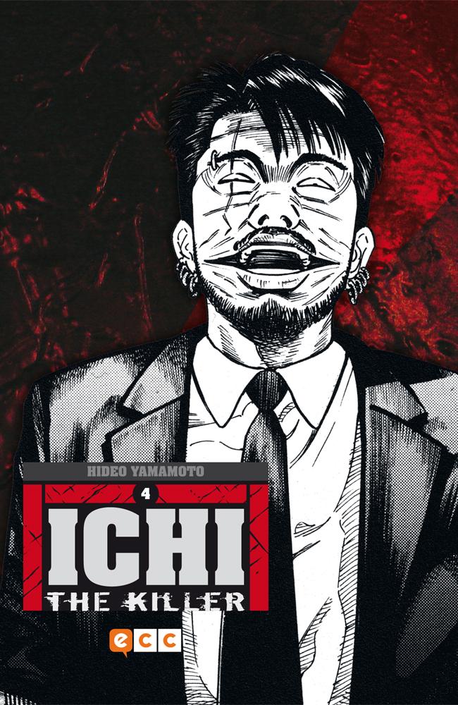 ichi the killer manga kakihara - photo #41