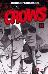Crows núm. 16 de 26