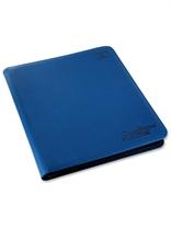 Álbum 12 - Pocket QuadRow Zipfolio XenoSkin Azul Marino