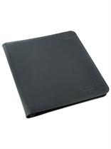 Álbum 12 - Pocket QuadRow Zipfolio XenoSkin Negro
