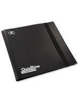 Álbum 12 - Pocket QuadRow Flexxfolio Negro