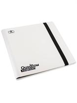 Álbum 12 - Pocket QuadRow Flexxfolio Blanco