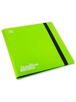 Álbum 12 - Pocket QuadRow Flexxfolio Verde
