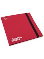 Álbum 12 - Pocket QuadRow Flexxfolio Rojo