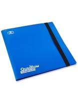Álbum 12 - Pocket QuadRow Flexxfolio Azul