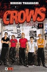 Crows núm. 17