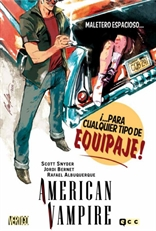 American Vampire núm. 04 (cartoné)