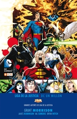 Grandes autores de la Liga de la Justicia: Grant Morrison - DC Un millón