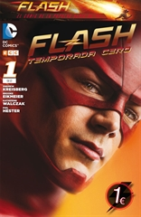 Flash: Temporada cero núm. 01